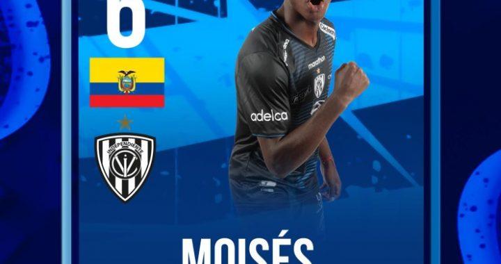 Independiente del Valle confirma que Moisés Caicedo se va a la Premier League