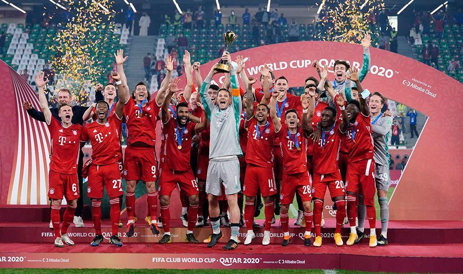 Bayern Múnich, campeón Mundial de Clubes 2020