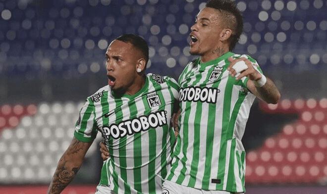 Atlético Nacional gana por Libertadores