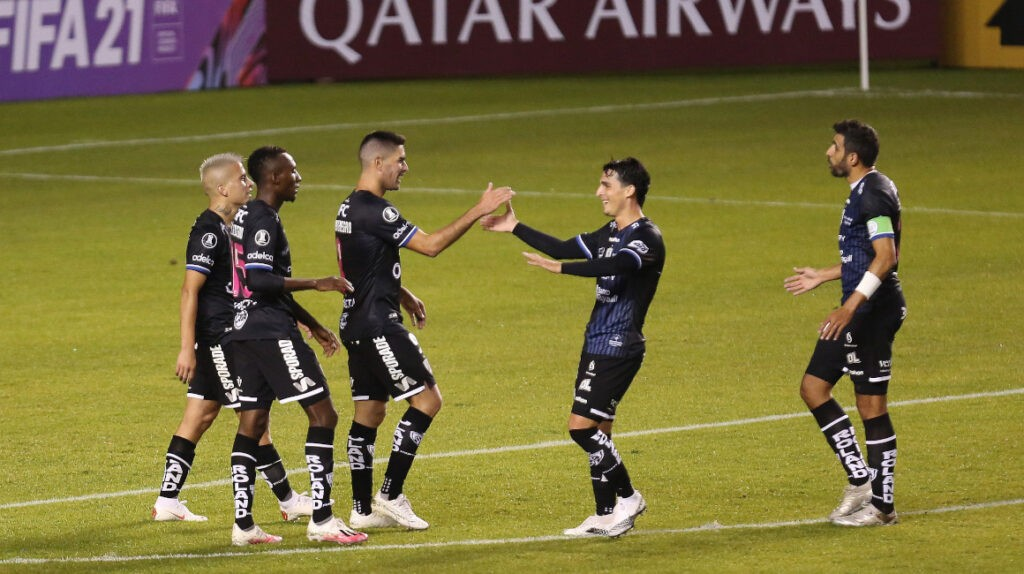 Independiente del Valle goleó a Unión Española y clasifica a la fase 3 de la Copa Libertadores
