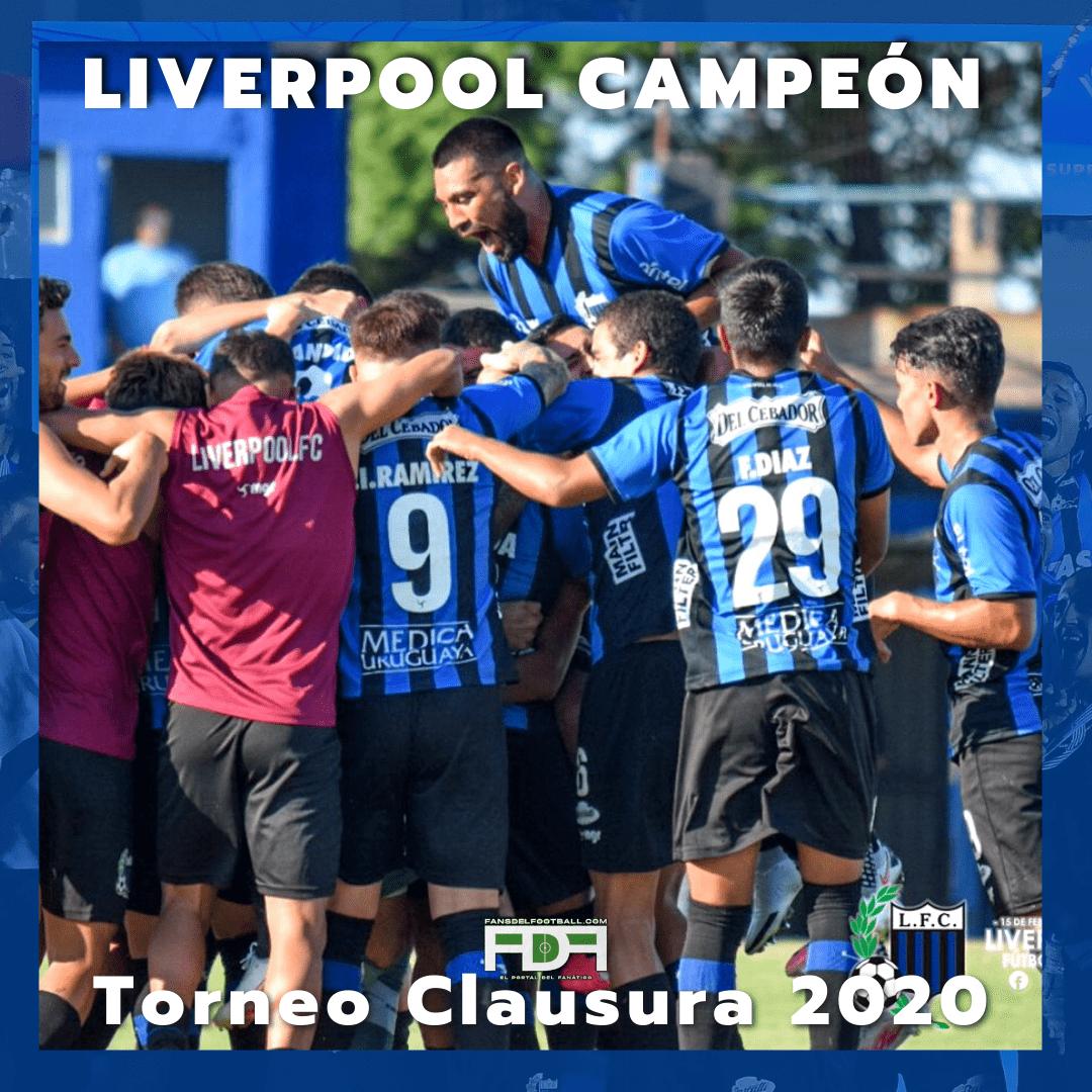 Liverpool Campeon Clausura 2020