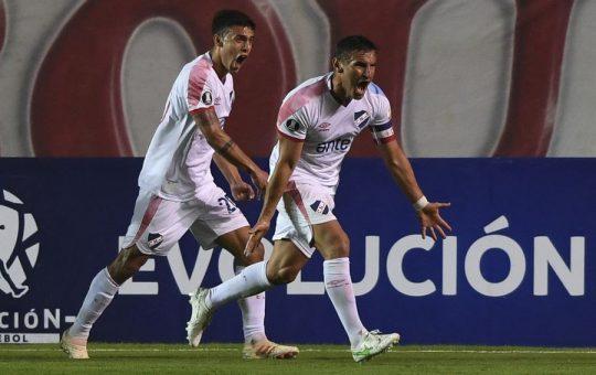 Nacional 4-4 Atl. Nacional