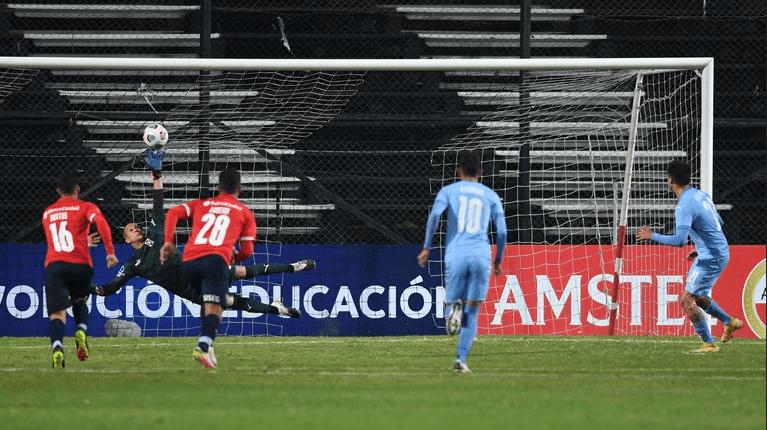 Gol de Del Pretre para Torque vs Independiente