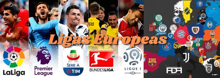 Ligas del Futbol Europeo