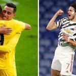 Villarreal y Manchester United final de Europa League
