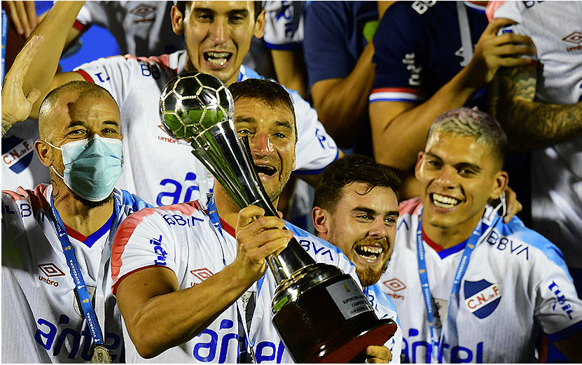 Nacional Campeon de la SuperCopa