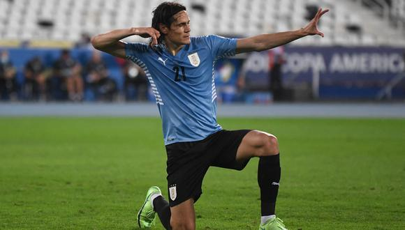 Uruguay clasifica segundo tras ganar a Paraguay