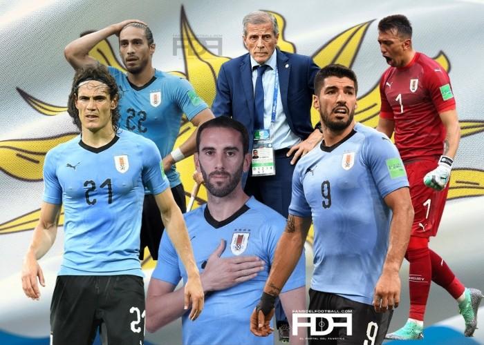 Uruguay eliminado por penales con Colombia