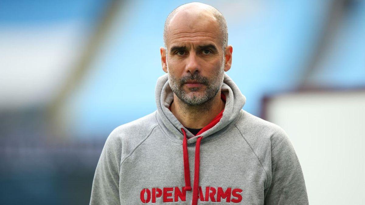 Guardiola anhela dirigir una Selección