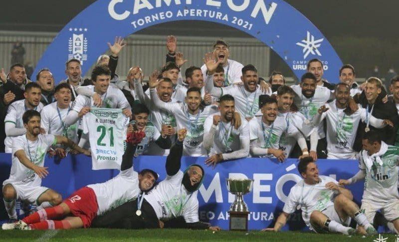 Plaza Colonia Campeón Apertura 2021
