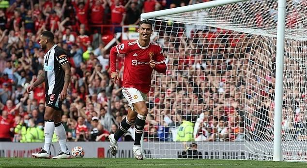 Cristiano Ronaldo volvió con doblete