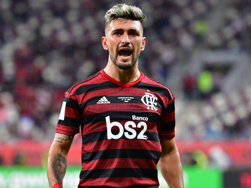 Flamengo recupera a De Arrascaeta